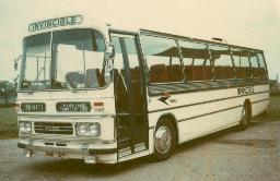 Enthusiast's pages on Invincible Coaches